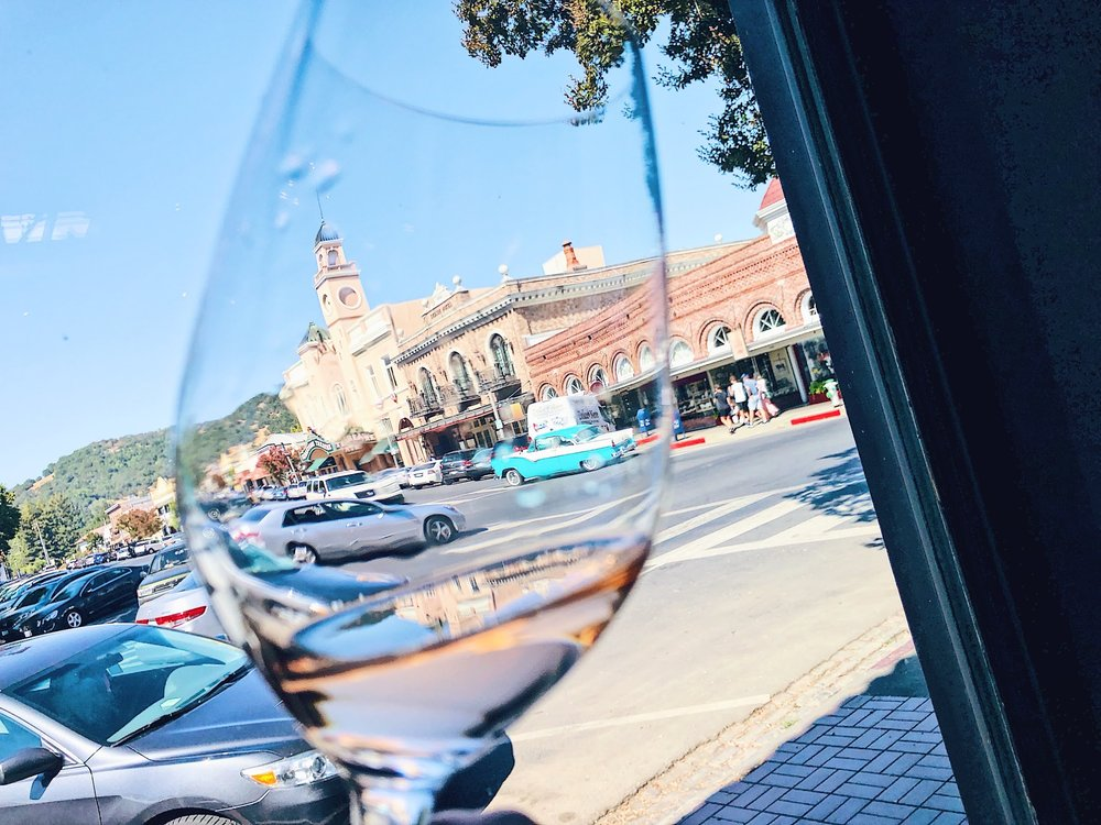 Pangloss Cellars Downtown Sonoma On The Plaza