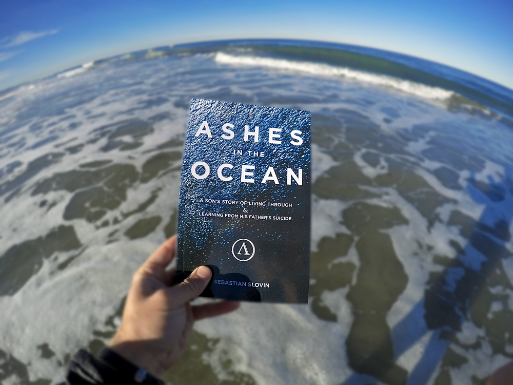 Ashes in the Ocean - BLOG TOUR