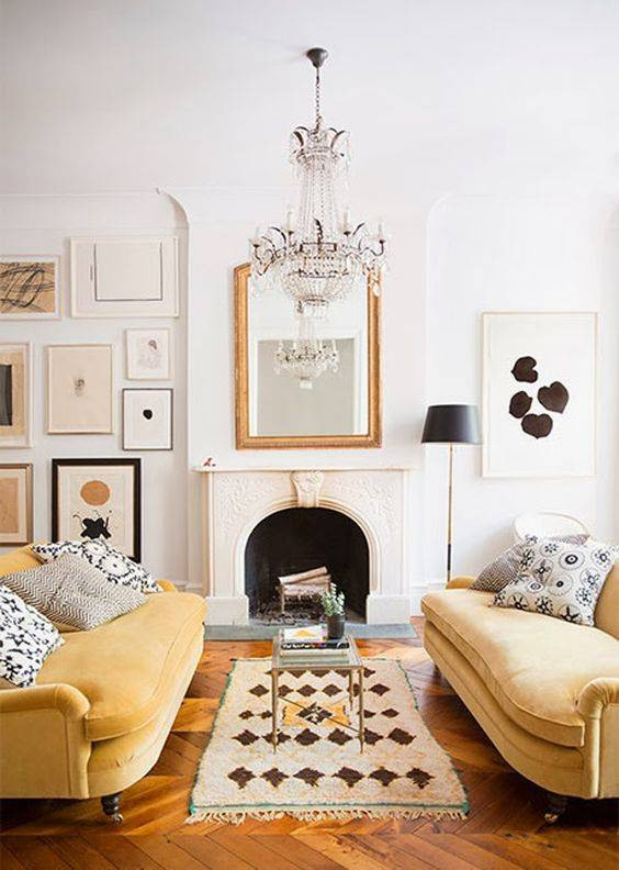 31 REASONS YOUR SOFA DOESN'T HAVE TO BE NEUTRAL