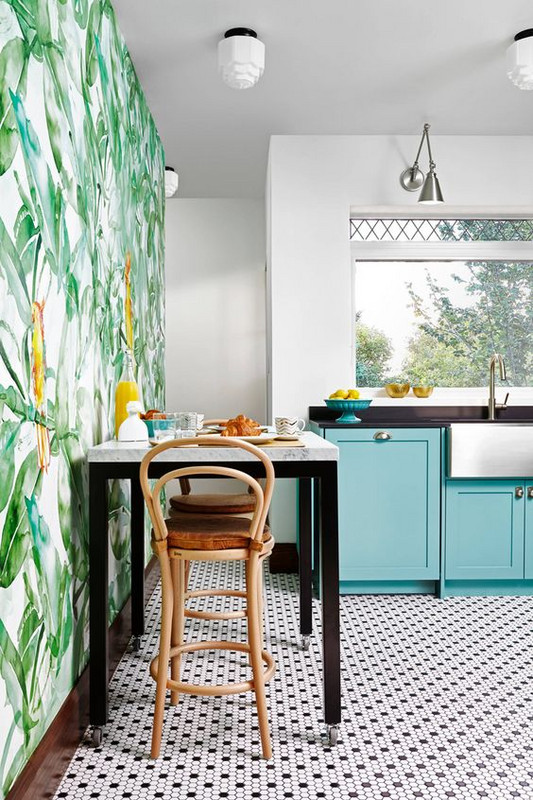 7 PATTERNED KITCHEN FLOORS THAT GOT IT RIGHT