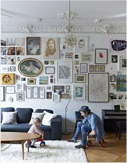 15 ROOMS WHERE YOU NOTICE THE ART FIRST