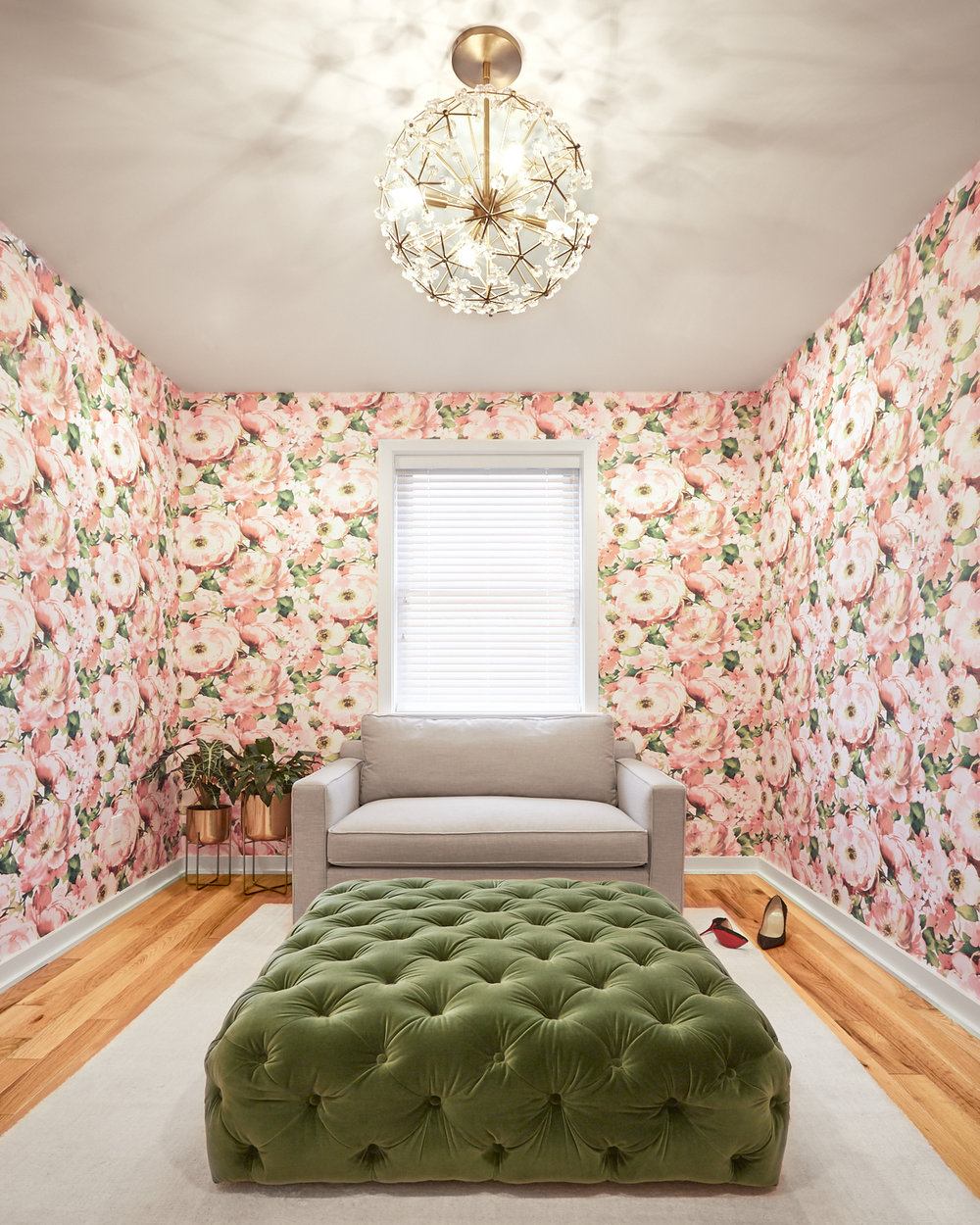 Michelle Gage // Signature Style: Fearless Wallpaper