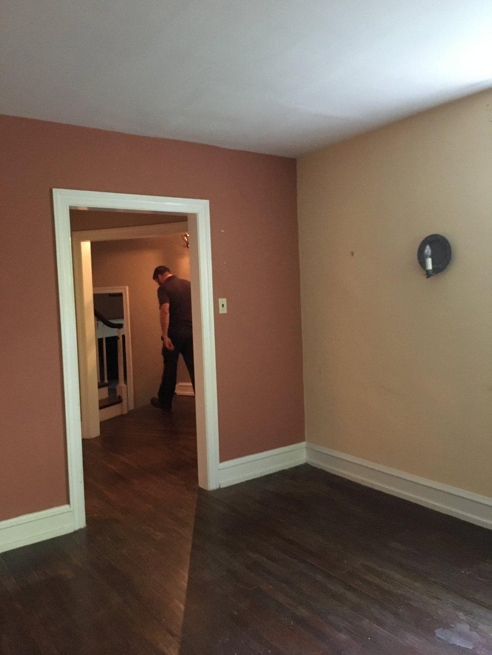 Michelle Gage // One Room Challenge: Week 1