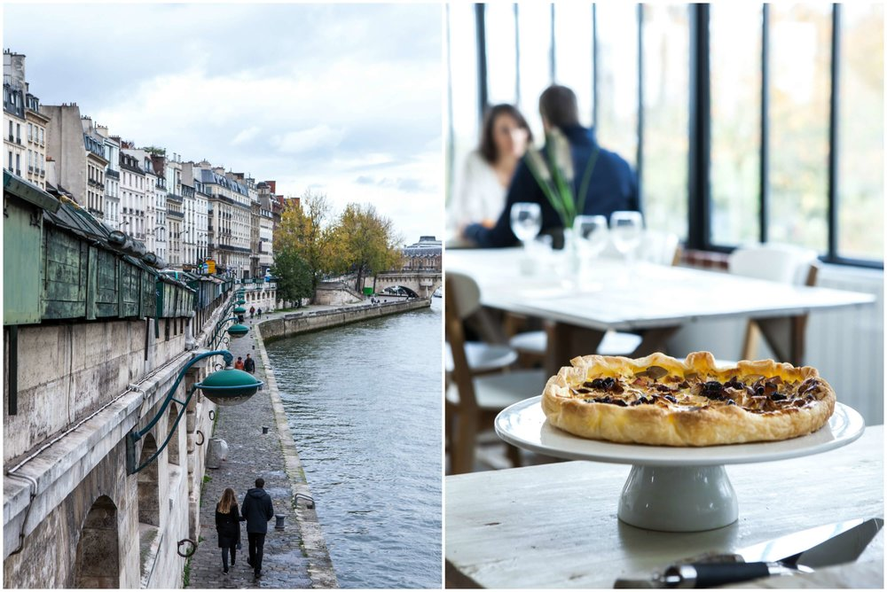 PROP TOUR, VISIT TO LOCAL MARKET AND HEALTHY EATERIES - During the workshop, we will take you to some of our most cherished nooks, healthy eateries and prop stores of this captivating city. We will also visit a traditional Parisian marché (market).