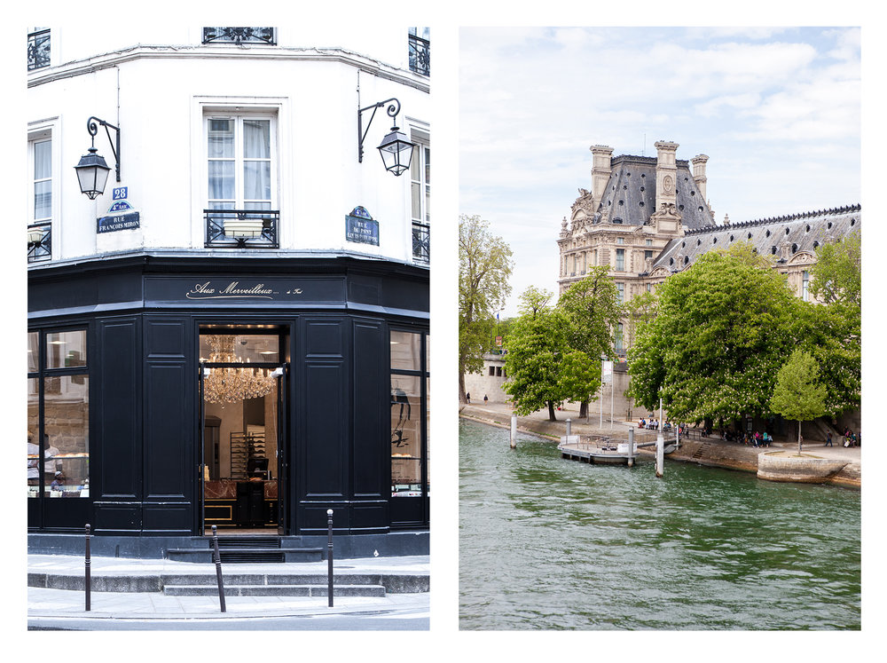 GATHERINGS & EXPLORATION OF PARIS -