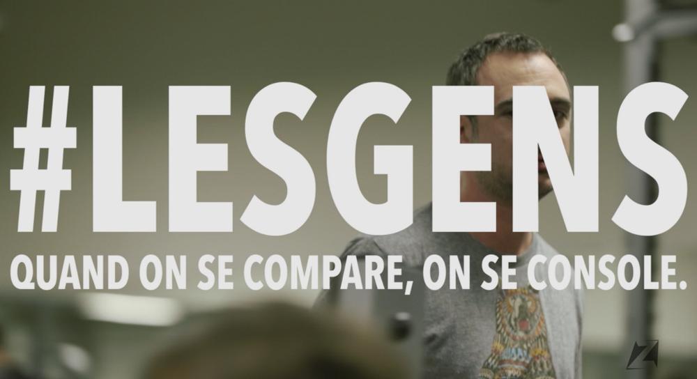 ZTELE : #LESGENS