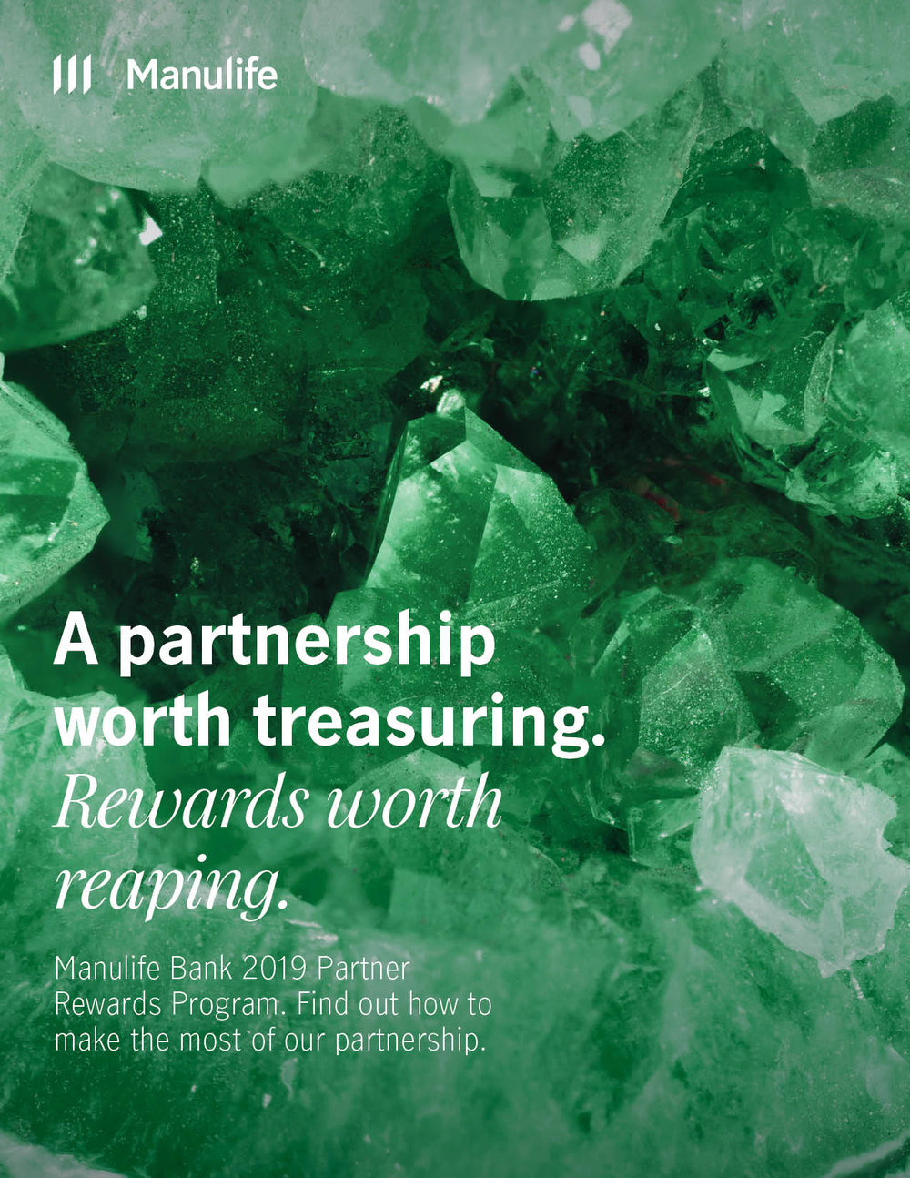 MANULIFE PARTNERSHIP PROGRAM