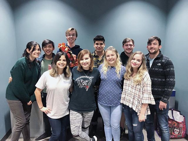 Thanks to everyone who came to our friendsgiving potluck on Saturday! We're glad we could get together for a delicious dinner with our transfer friends before break! We would like to remind you that there is no meeting tonight. We look forward to seeing you next week, with elections and new t-shirts to pass out!