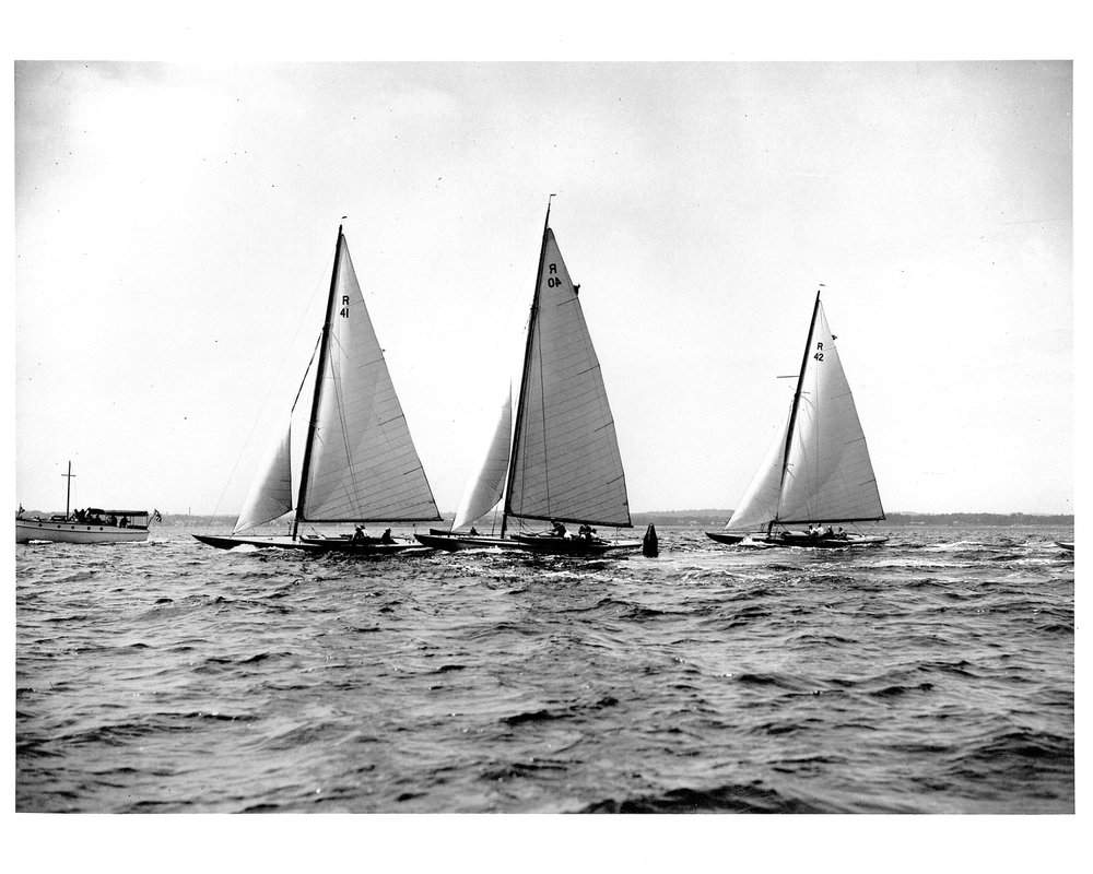 "Levic Collection,  ""FIFI, R41""  Long Island Sound"