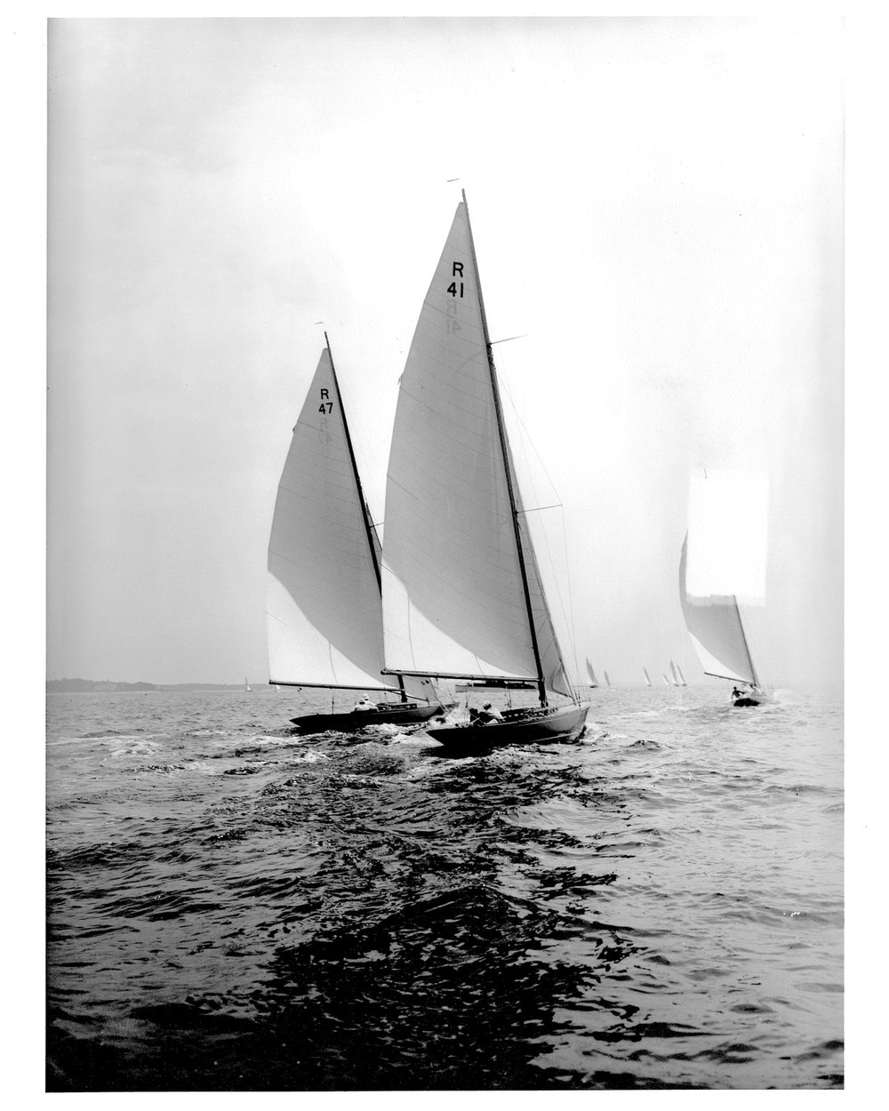 """Levic Collection, """"FIFI R 41"""" 1925 Long Island Sound"""