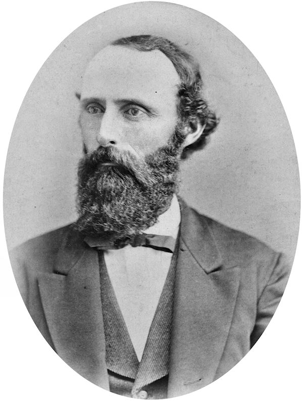W.T. Glassell, ca 1875 (Courtesy the Orange Public Library and History Center).