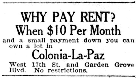 Santa Ana Register , December 1, 1923