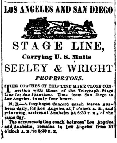 ( Anaheim Gazette , May 2, 1875)