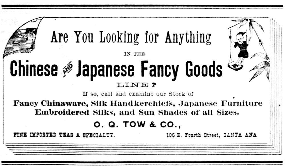 — Orange News , July 29, 1896