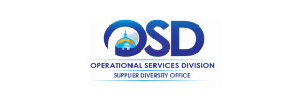 Source: Supplier Diversity Office (SDO) of the Operational Services Division (OSD)