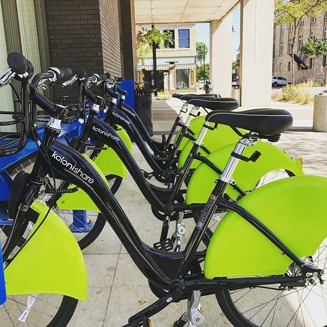 The first smart bike with an integrated rack. #bikeshare #sustainability #rideshare #urbanmobility #bikesharing