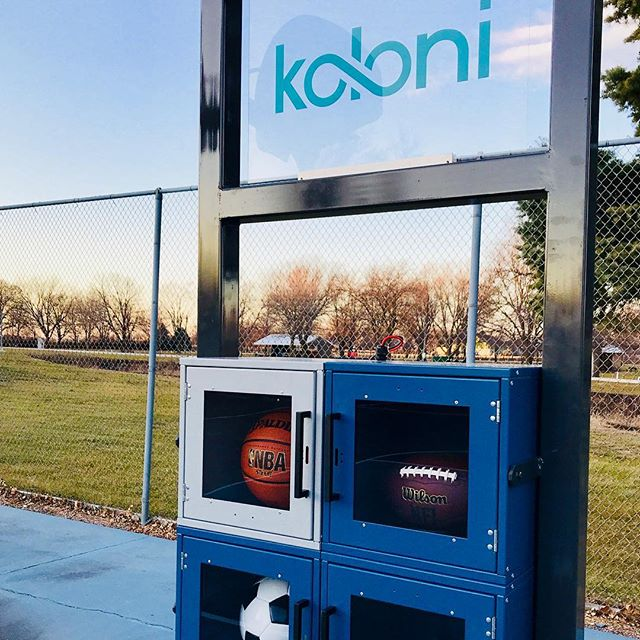 Koloni Smart Parks - #recreation #urbandesign #sharingeconomy #gigeconomy