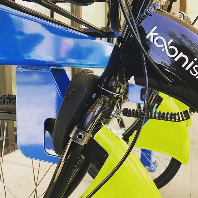 Our turn key Bike Share model creates organization of a kiosk but the flexibility of a smart bike model.  Providing a simple and affordable solution to bike sharing. #bike #urbanmobility #bikesharing #bikeshare