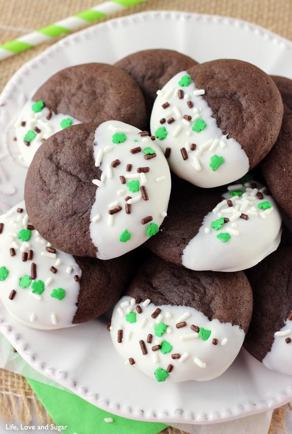 Bailey's Chocolate Cookies