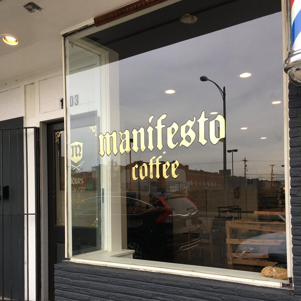 Manifesto Coffee