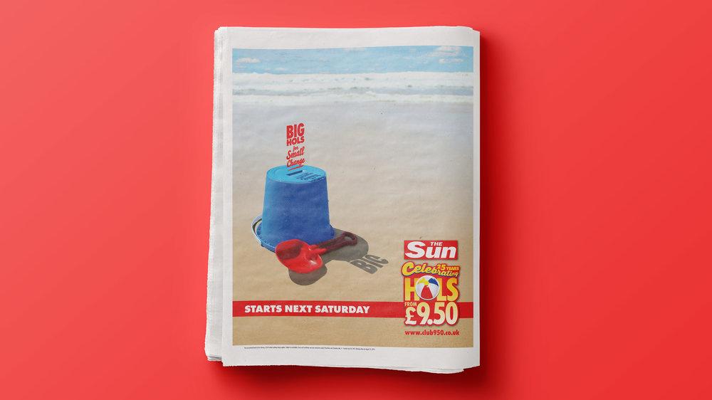 The Sun – Marketing