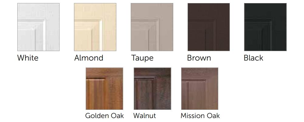 Garage Doors — Father & Son Garage Door Company on Garage Door Colors  id=77989
