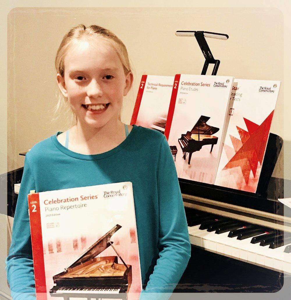 Sarah\'s Piano Studio