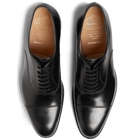 4c698a31064 Church s Dubai Polished-Leather Oxford Shoes — a Tribe Called Style