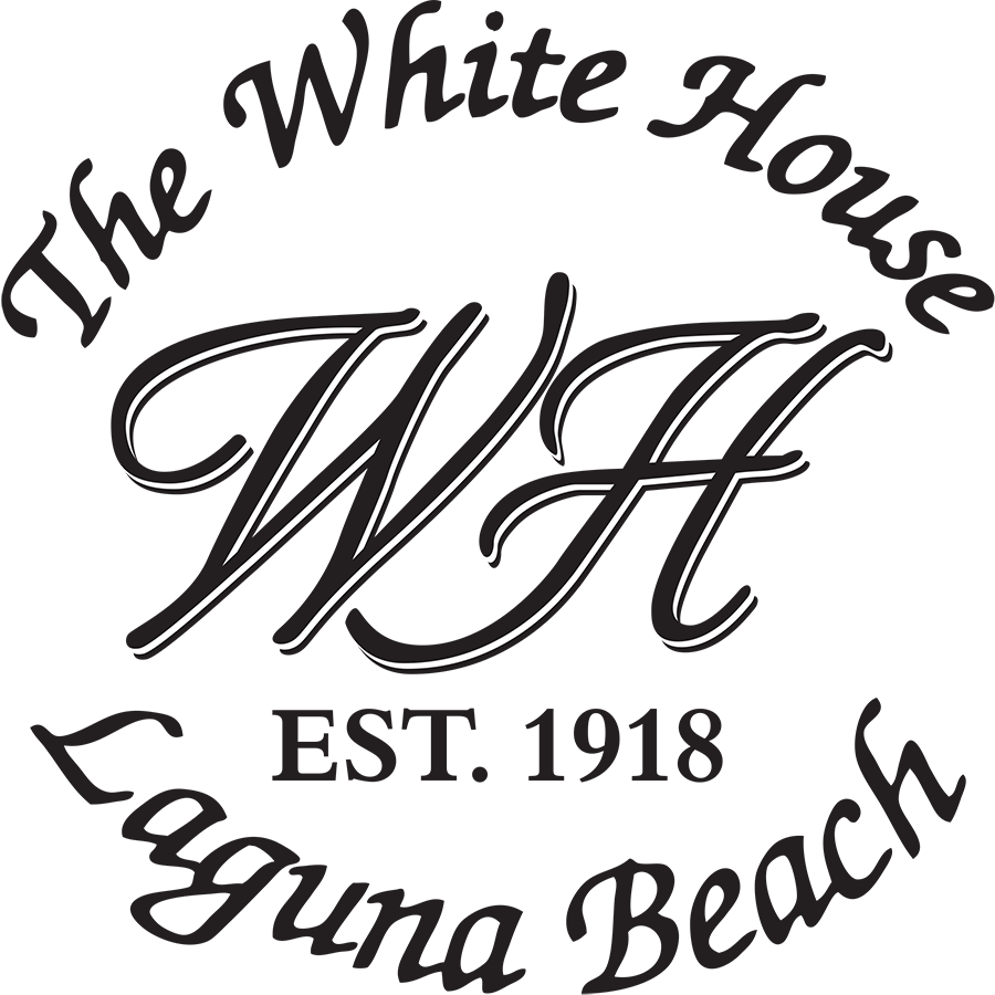 White house laguna beach logo