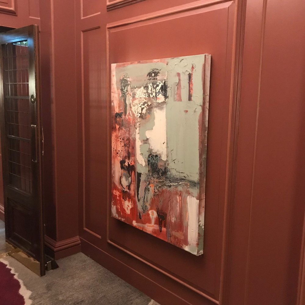 untitled - Ten Trinity Square Club. London.