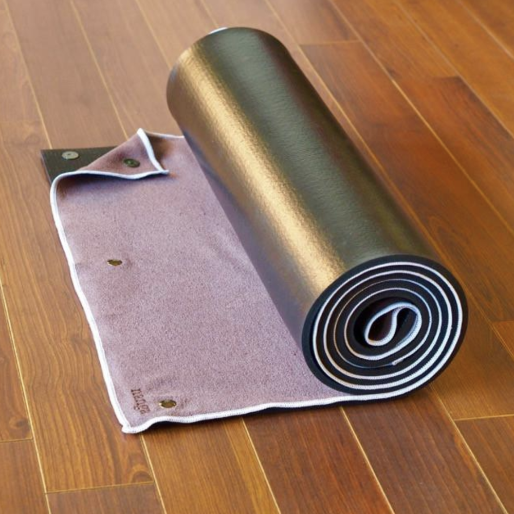 Yogas and slip n' slides don't go together. Well, maybe they do, but in your standard studio.