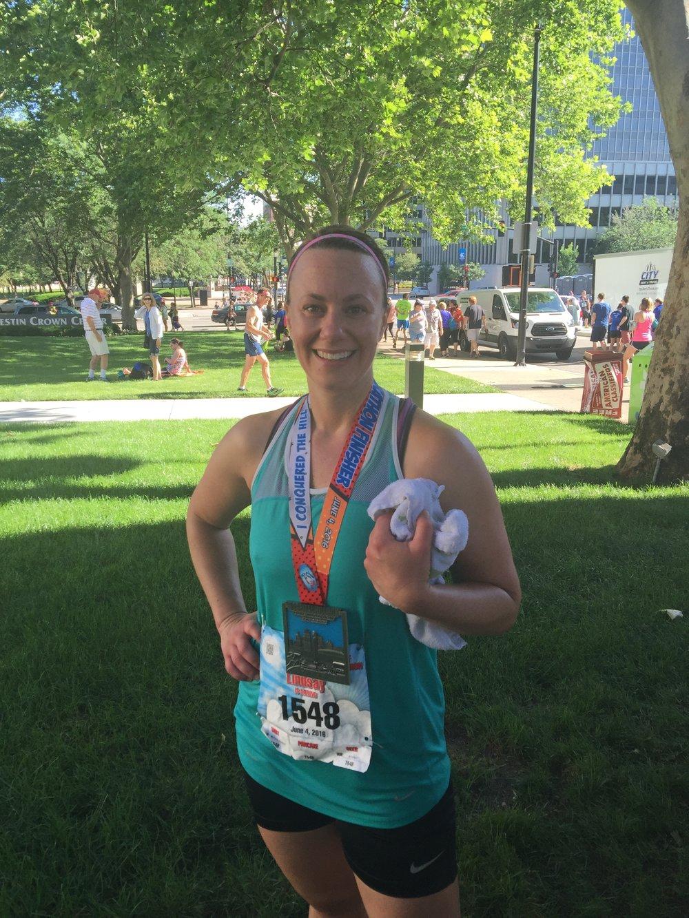 Hospital Hill Half Marathon 2016