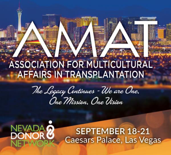 LAS VEGAS, NV  - AMAT Conference - 9/19/18