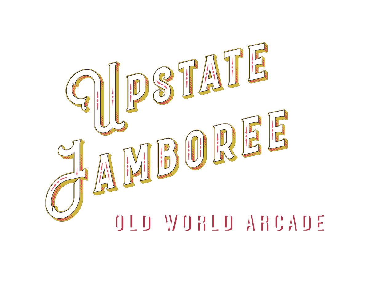 UPSTATE JAMBOREE | WEDDING GAME RENTALS