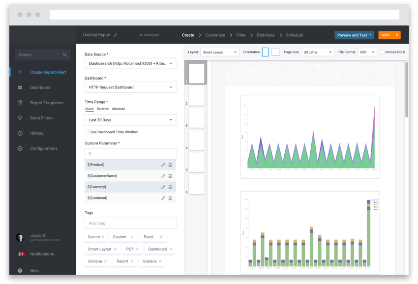 Redesign of a B2B/SaaS Product for DevOps -