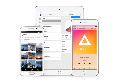 Creating the best file management mobile apps for iOS and Android -