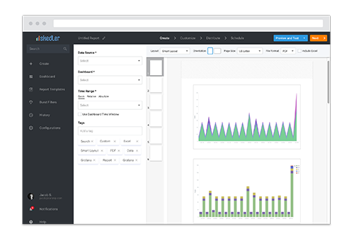End-to-end Product Design for the B2B/SaaS Web App -