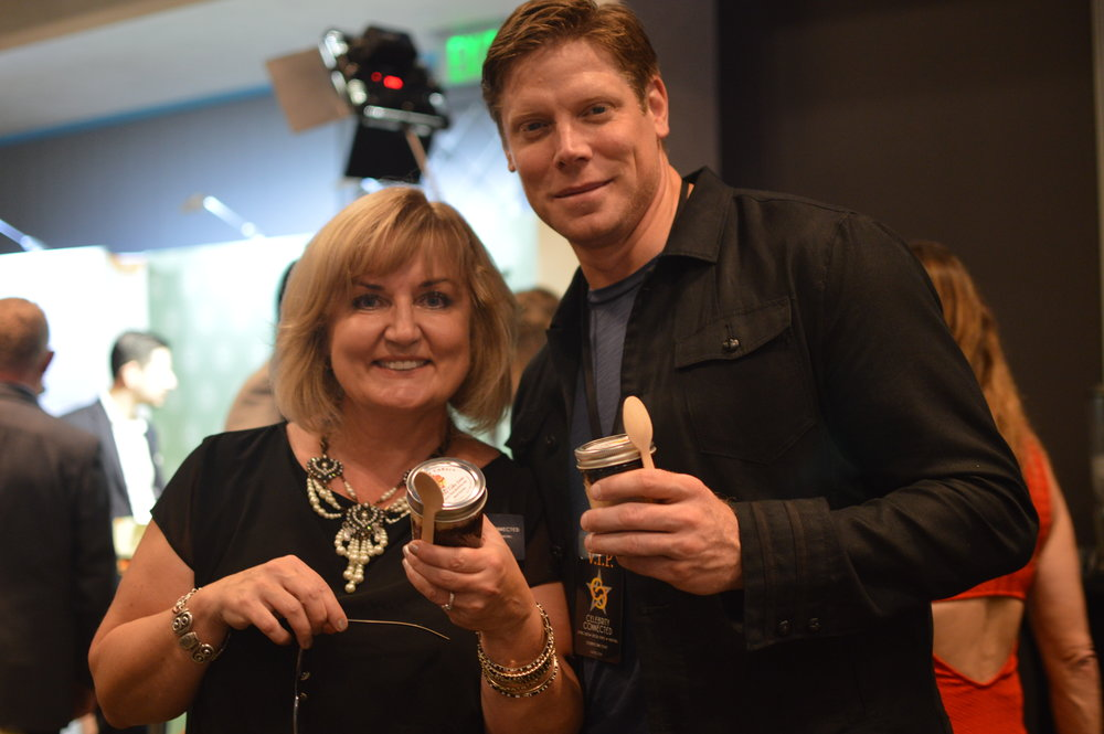 Emmy2016_Brian Letscher _ The Cake Zone + Little Tipsy cakes.JPG