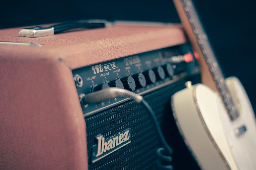 home recording -