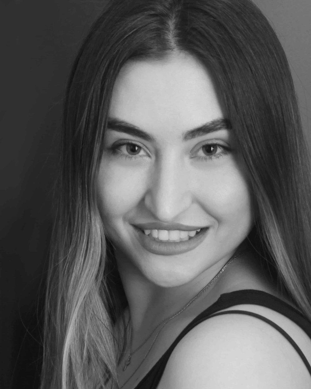Olga Shushchynska - Coming soon