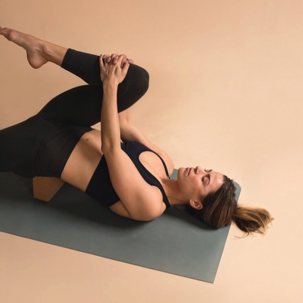 Cork Yoga Blocks -
