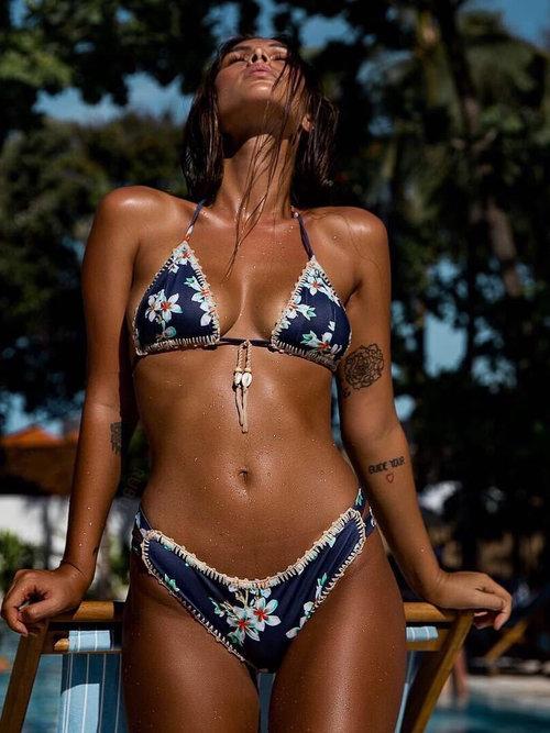 277c4cfa1327e Daily Dose Floral Two-Piece Bikini — New Islanders