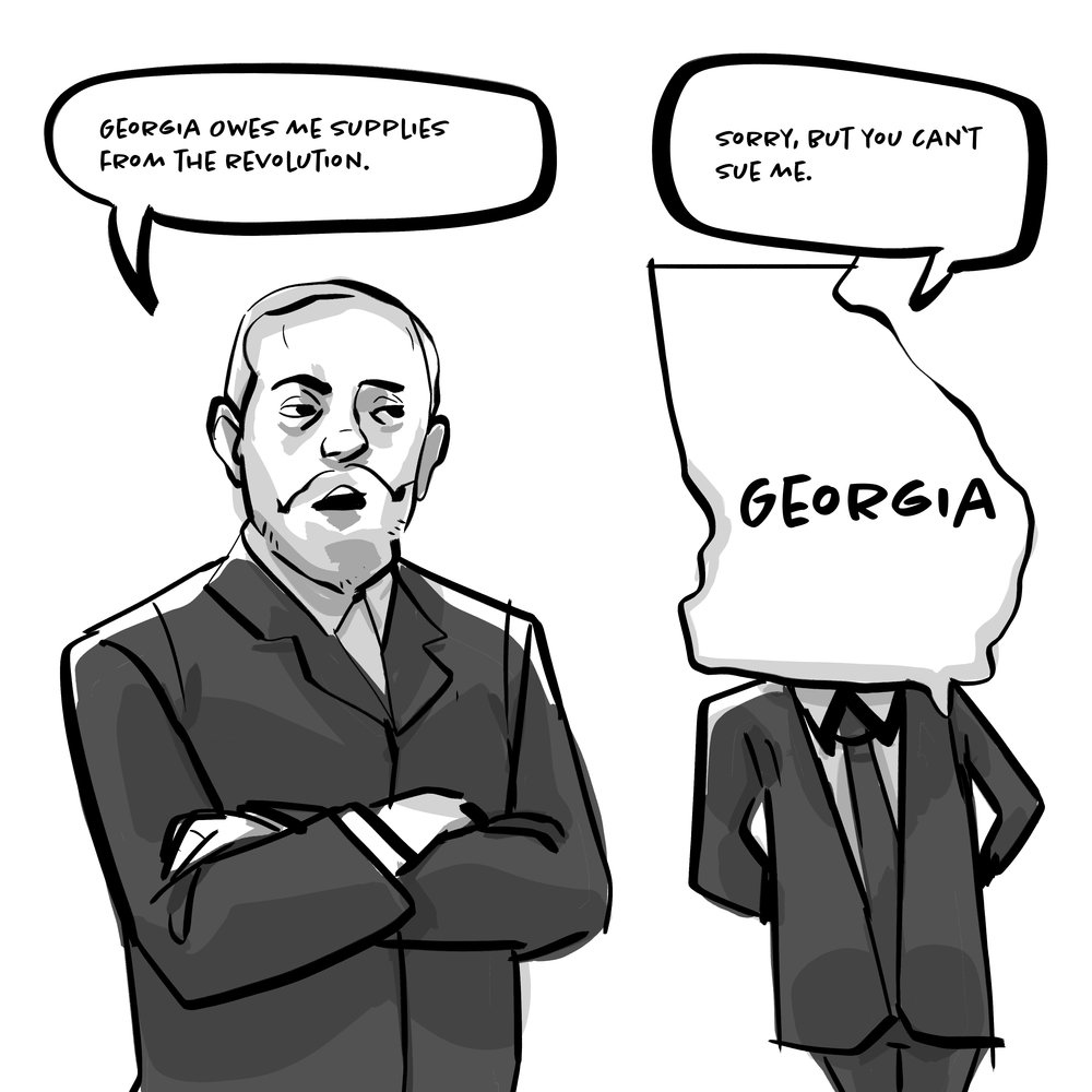 Chisholm v. Georgia