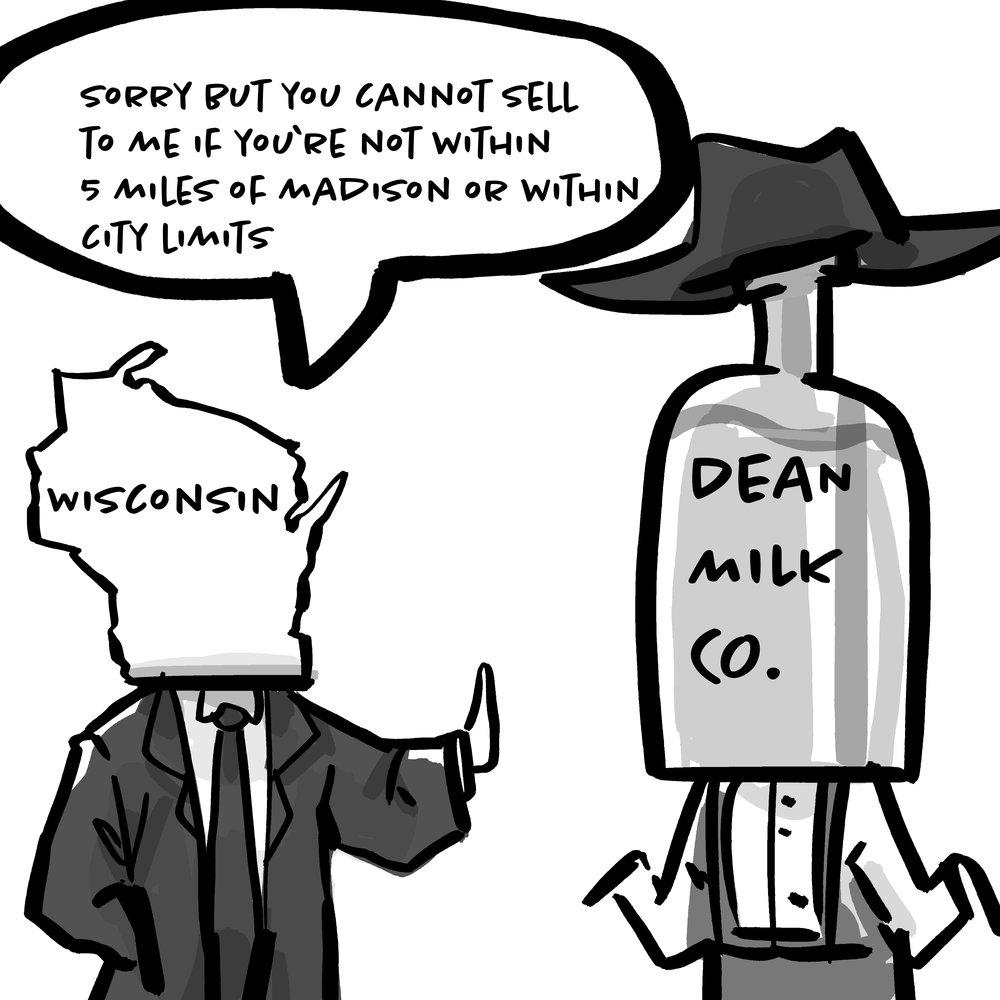 Dean Milk Co. v. Madison