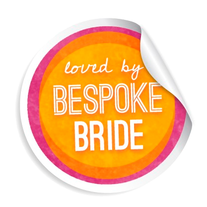 PUBLISHED ON BESPOKE BRIDE