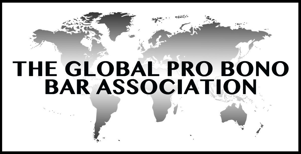 The Global Pro Bono Bar Association