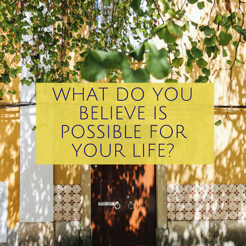 WHAT DO YOU BELIEVE IS POSSIBLE FOR YOUR LIFE? blog post.png