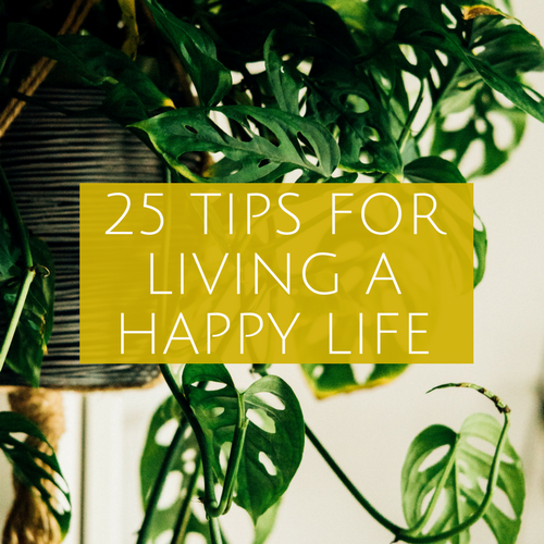 25 TIPS FOR LIVING A HAPPY LIFE blog post.png