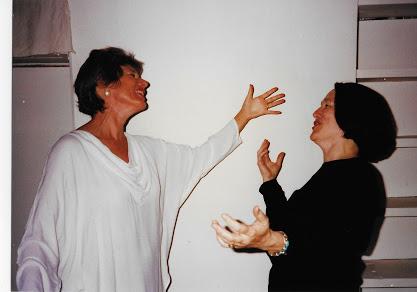 Sol Chanteuse: Christie Denhart & Marline Lesh