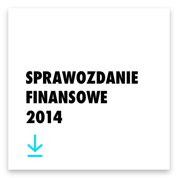 Pobierz sprawozdanie finansowe 2014